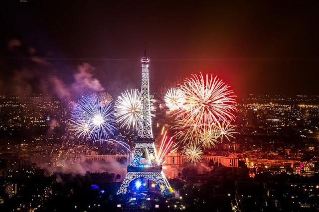 Feriados de 2016 em Paris