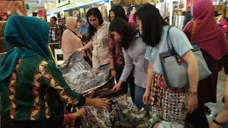 Batik Warna Alam Trenggalek jadi Bintang Baru di Inacraft 2017