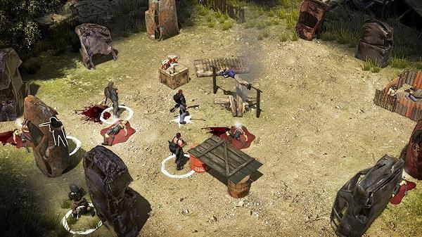 Wasteland 2: Director's Cut Gameplay