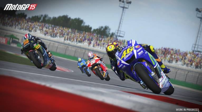 MotoGP 15 pc full español