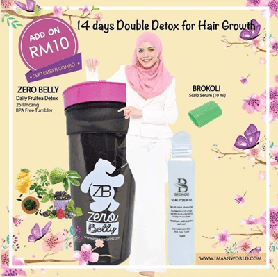Zero Belly Daily Fruitea Detox