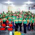 """Seduc de Forquilha em parceria com Aprender Editora realizaram """"Esquenta Spaece"""""""