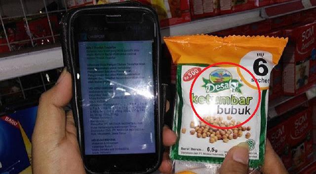 Begini Cara Cepat Cek Legalitas Makanan dan Obat-obatan dengan Aplikasi Resmi BPOM di Android!!