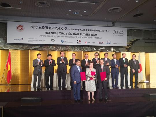 Ký kết hợp tác giữa tập đoàn BRG và Sumitomo Nhật Bản