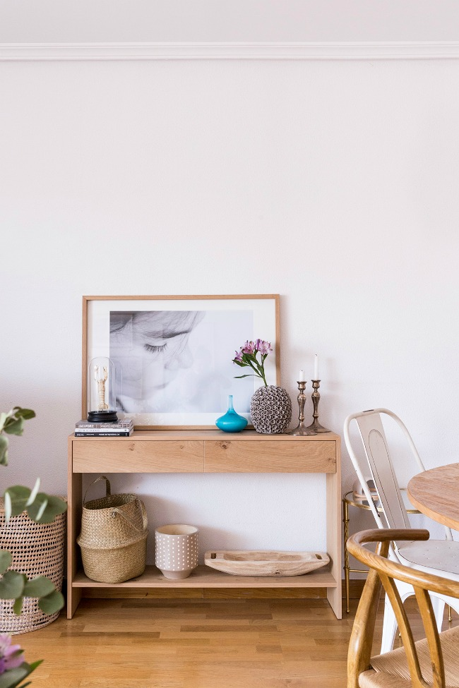 La casa natural y con personalidad de Silvia Buján