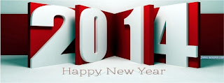 Happy new year 2014 timeline
