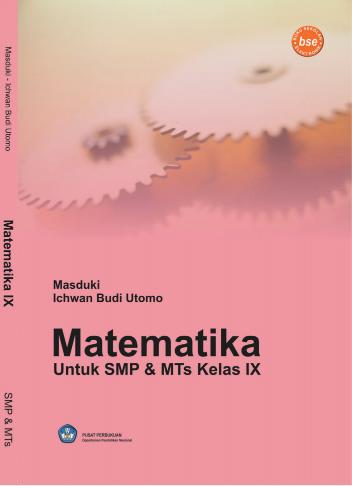 Download Buku Siswa KTSP SMP dan MTs Pendidikan Matematika