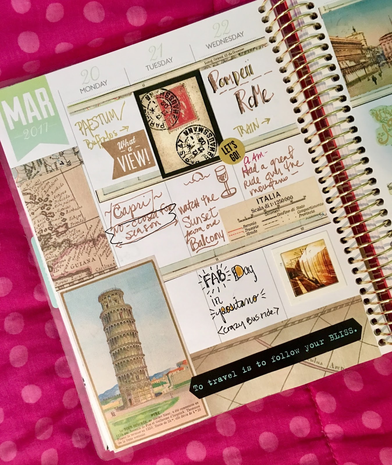 Sin City Stamps Creating Planner Pages With Scrapbook Supplies And