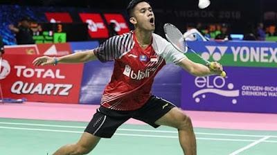 Jadwal Lingshui China Masters 2019