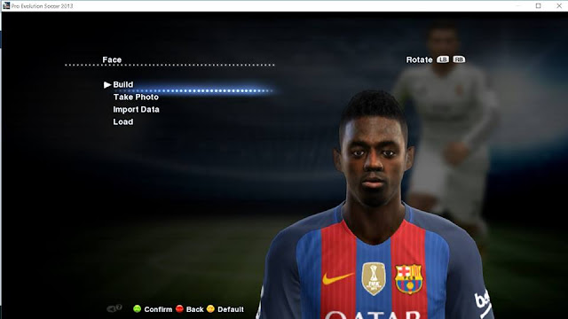 Option File Update Transfers PES 2013