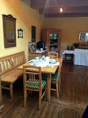 Einblick in den Frühstücksraum! © diekremserin on the go