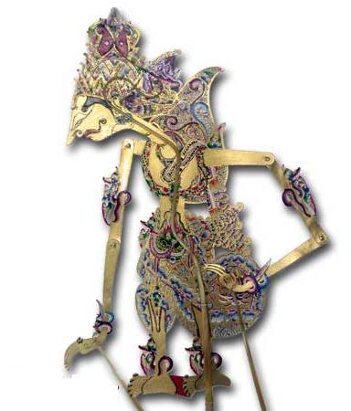 Wayang purwa yaiku wayang kang digawe saka kulit sapi sing wis dioleh, ditatah, banjur disungging, sing lumrah critane njupuk saka. Paraga Wayang Prabu Rama Yaiku