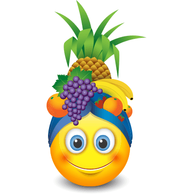 Tropical Smiley