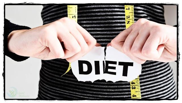 Poznaj cztery zasady i uwolnij się od diet