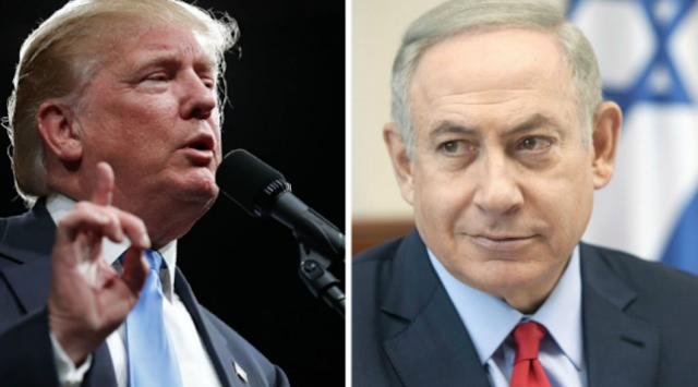 Trump speaks with Israel's Netanyahu as tensions simmer in region