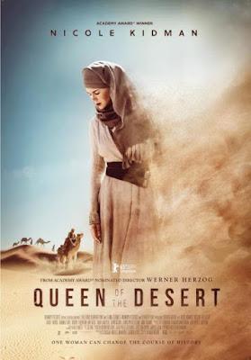 Queen of the Desert [2015] [NTSC/DVDR-Custom HD] Ingles, Subtitulos Español Latino