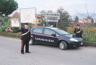 carabinieri castelvenere