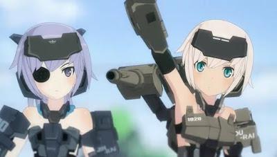 Nonton Anime Online Frame Arms Girl