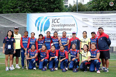 nepal vs thailand icc world cup asian qualifiying