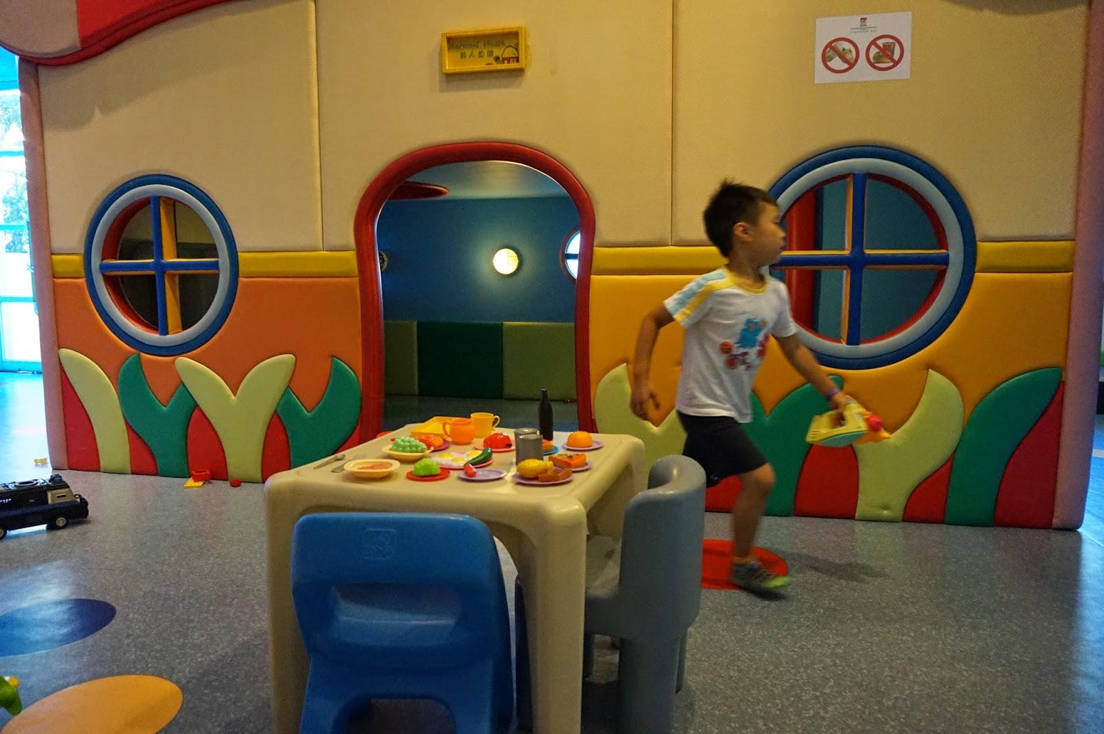 一家貓頭鷹: 再訪黃金海岸遊艇會兒童遊戲室