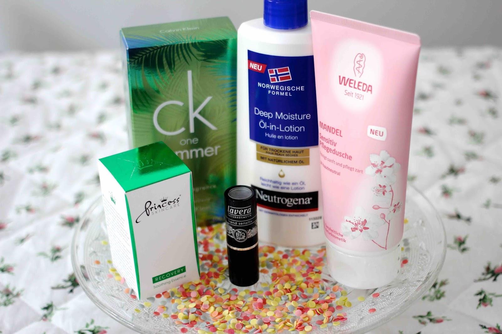 Lieblings Beauty Produkte