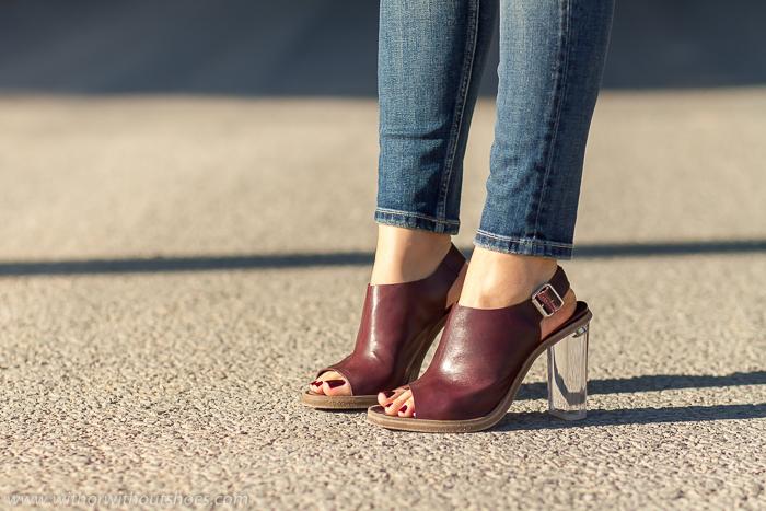 BLog adicta a los zapatos sandalias con tacon transparente