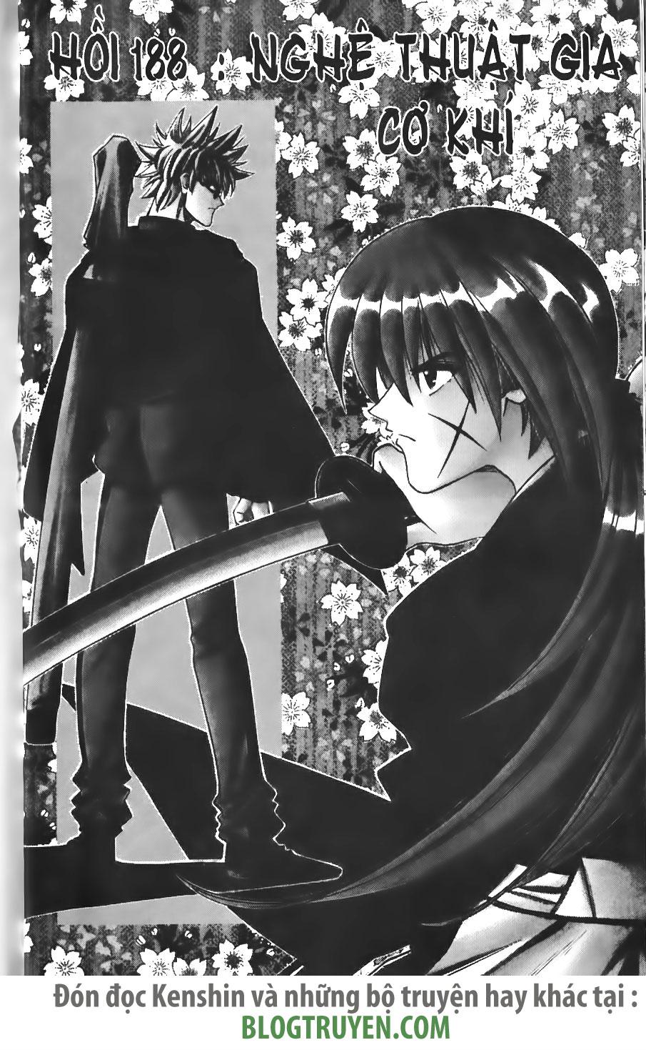 Rurouni Kenshin chap 188 trang 4