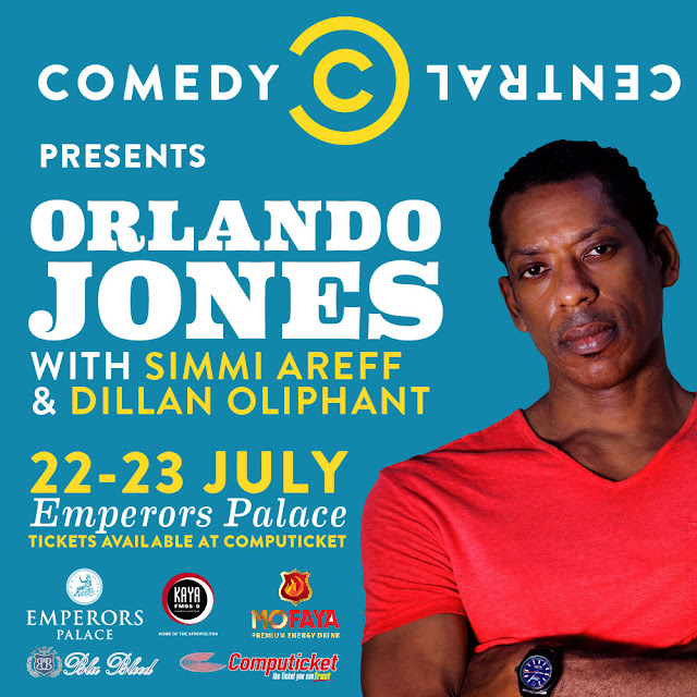 "@ComedyCentralAF Presents ""Stand Up And Laugh"" @TheOrlandoJones #TheLifesWay #PhotoYatra"