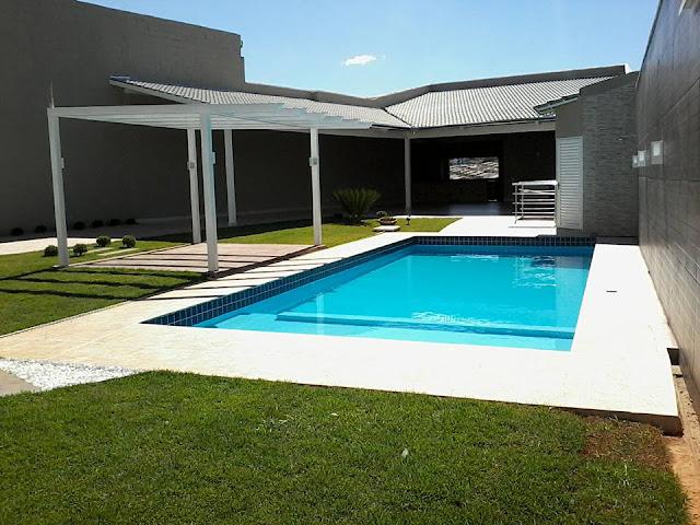 Saiba o preço de piscina com revestimento em fibra