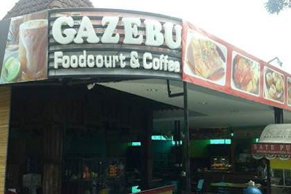 Lowongan Kerja Gazebo Food Court & Coffe Pekanbaru September 2018