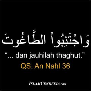 thaghut in islam