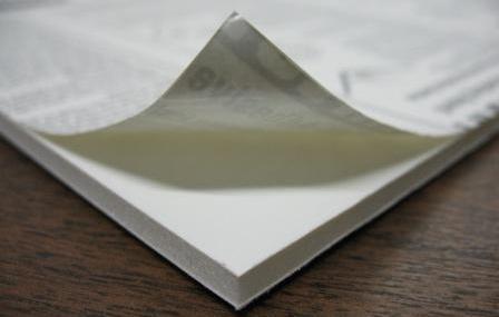 Self-Adhesive Foam Board