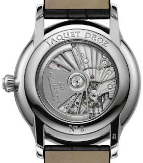 Calibre Jaquet Droz 2663H24