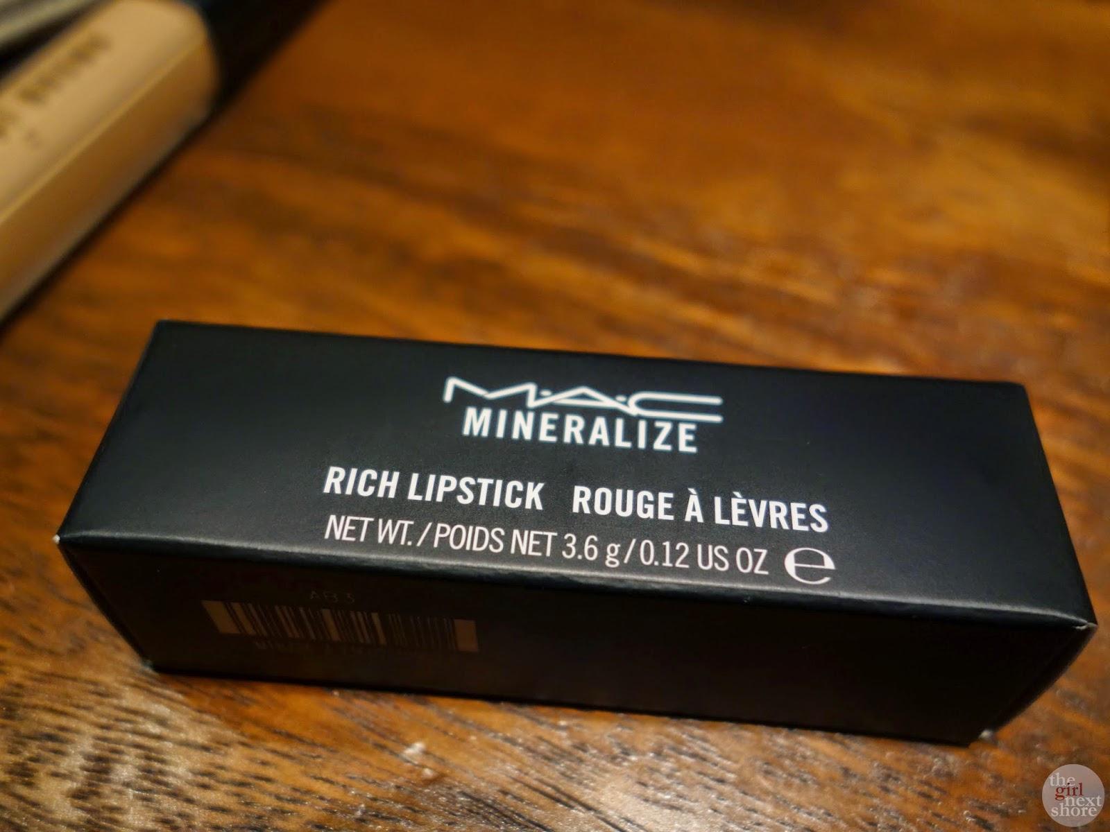 MAC Mineralize Rich