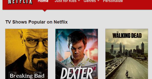 Netflix Elokuva Suositukset