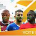 تصويت لمحرزلجائزة افضل لاعب افريقي لسنة 2016  مقدمة من صحيفة bbc