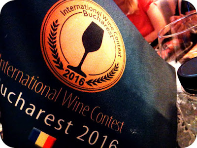 International Wine Contest Bucharest 2016