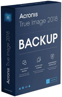 Acronis True Image 2018 Build 12510 Full Version