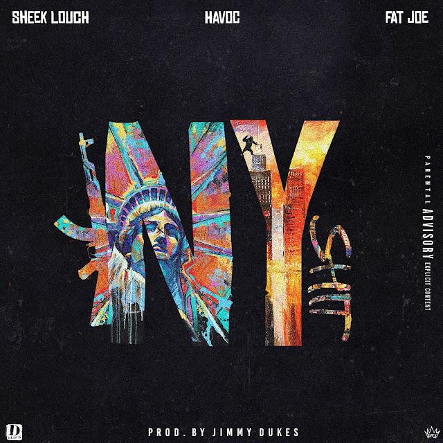 """Com participação de Havoc e Fat Joe, Sheek Louch lança o som """"New York City"""""""