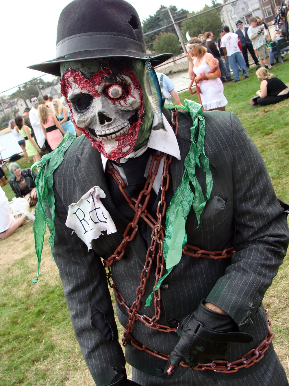 (a)musings: Zombie Walk 2012 - The afterword