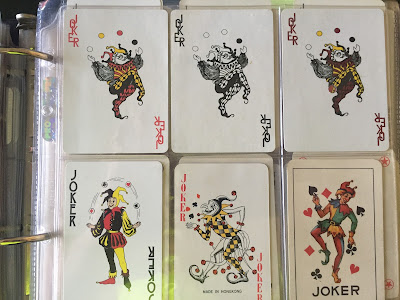Jokers: Six Juggling from the Collection