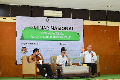 Prof Muzakki M.Ag : Guru Sudah Tergantikan Oleh IT Sebagai Sumber Informasi