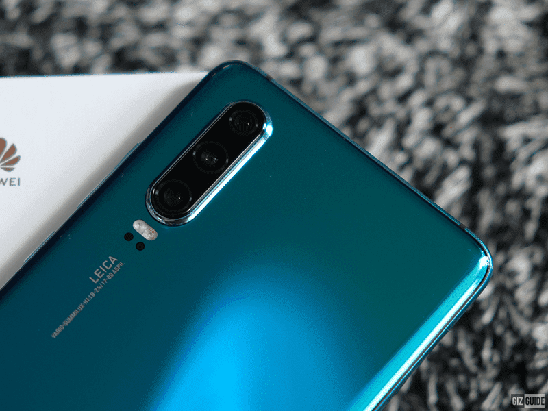 Huawei P30: First Camera Samples
