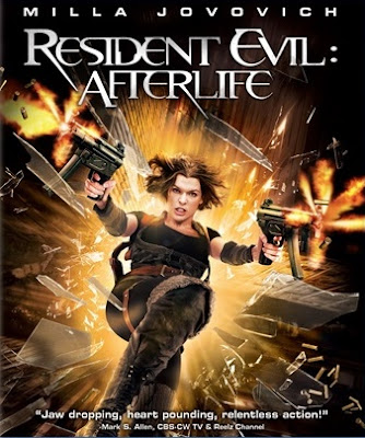 Resident Evil Afterlife 2010 Dual Audio Hindi 720p BluRay 700MB