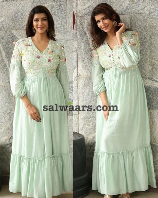 Lakshmi Manchi Long Gown