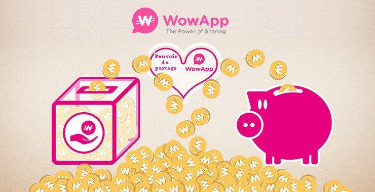 wowapp application messagerie appel sms gratuit