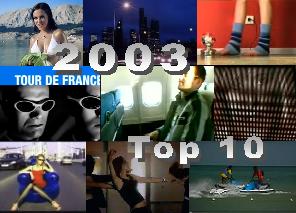 2003 Top 10 zene