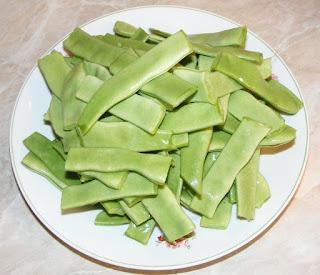 retete cu fasole pastai verde, preparate din fasole pastai verde, retete culinare,