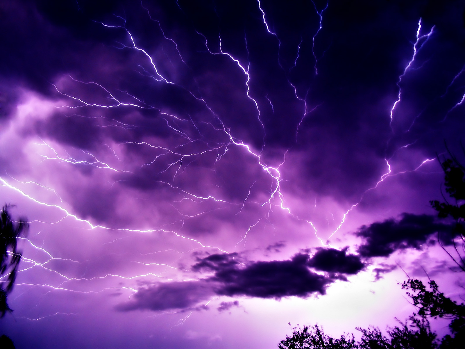 lightning wallpaper | My Wallpaper Home