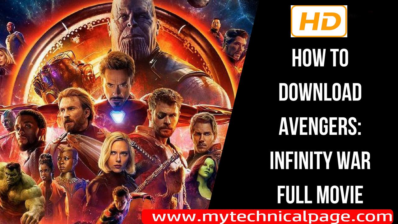 Avenger infinity war in hindi full movie download